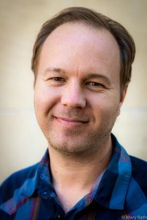 bio picture of Graeme Mullen